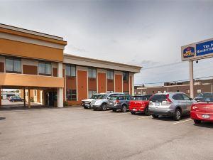 貝斯特韋斯特羅切斯特機場酒店(Best Western Inn at The Rochester Airport)