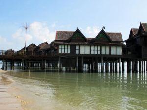 大海別墅私人住宿度假村@蘭卡威瀉湖度假勝地(Sea Villa Private Unit @ Langkawi Lagoon Resort)