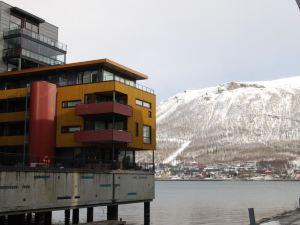 特羅姆瑟公寓式酒店(Tromsø Apartments)