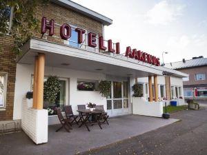 阿克努斯公寓酒店(Aakenus Apartments)