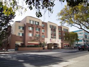 聖莫妮卡貝斯特韋斯特優質酒店(BEST WESTERN PLUS Gateway Hotel Santa Monica)