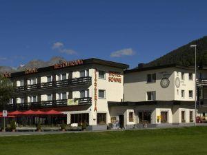 聖莫里茨索樂酒店(Hotel Sonne St. Moritz)