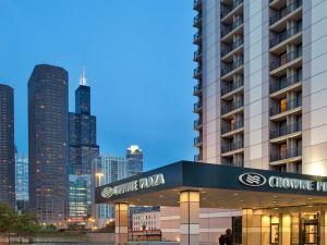 皇冠假日酒店 - 芝加哥西環(Crowne Plaza - Chicago West Loop)