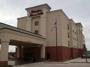 俄克拉何馬城歡朋酒店及套房 - 南部(Hampton Inn & Suites Oklahoma City - South)