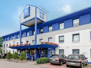 雷根斯堡奧斯特宜必思快捷酒店(Ibis Budget Regensburg Ost)