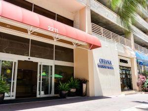 奧特瑞格奧哈納威基基瑪麗亞酒店(OHANA Waikiki Malia by Outrigger)