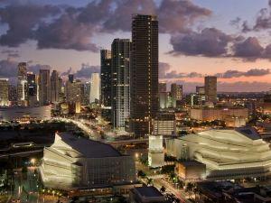 邁阿密市區希爾頓酒店(Hilton Miami Downtown)