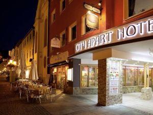 菲森城市公寓酒店(City Apart Hotel Füssen)