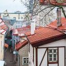 塔林三皇冠住宅酒店(Three Crowns Residents Tallinn)