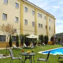普拉森西亞城市酒店(Hotel Ciudad de Plasencia)