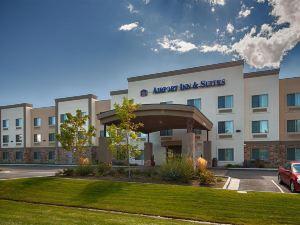 鹽湖城機場貝斯特韋斯特優質套房酒店(Best Western Plus Airport Inn & Suites)