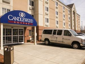 錫拉丘茲– 機場燭木套房酒店(Candlewood Suites Syracuse Airport)