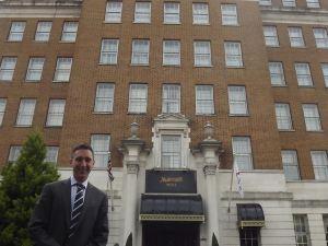 伯明翰萬豪酒店(Birmingham Marriott Hotel)