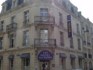 加冕酒店(Hôtel Aux Sacres)