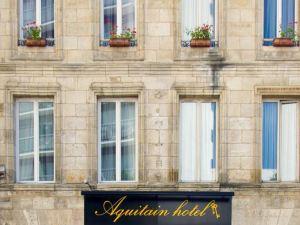 阿奎坦聖讓火車站酒店(Aquitain Hôtel Gare Saint-Jean)