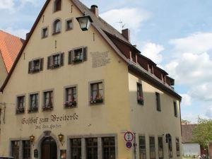 祖姆布萊特利旅館(Hotel Zum Breiterle)