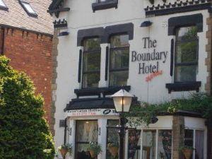 邊境住宿加早餐酒店(The Boundary Hotel - B&B)