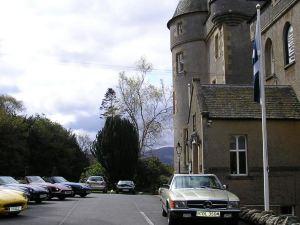溫勞城堡酒店(Castle Venlaw Hotel)