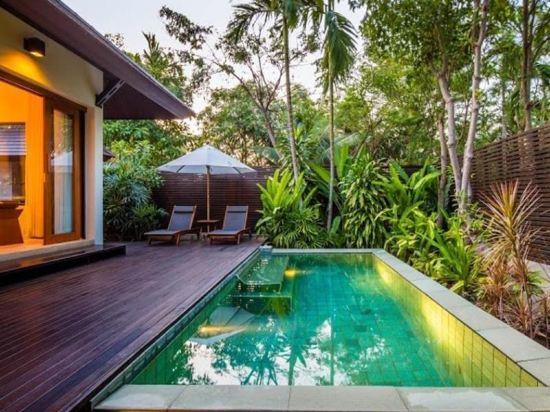 大海沙灘陽光度假酒店(Sea Sand Sun Resort and Villas)池畔別墅套房