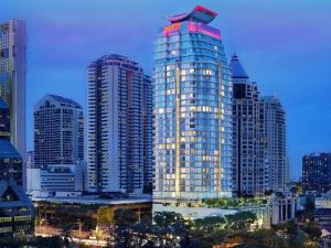 曼谷撒通維斯塔萬豪行政公寓(Sathorn Vista, Bangkok - Marriott Executive Apartments)