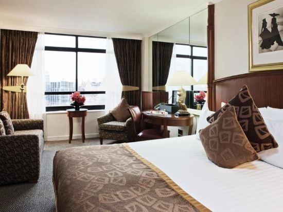 倫敦騎士橋千禧國際酒店(Millennium Hotel London Knightsbridge)俱樂部客房