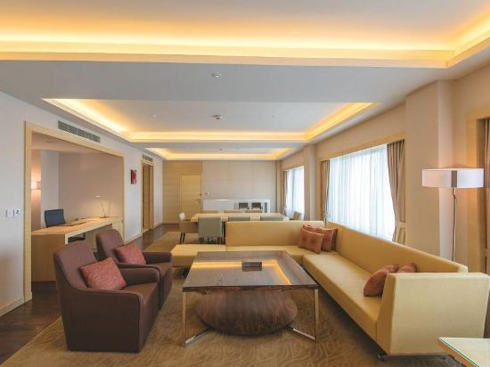 新山希爾頓逸林酒店(Doubletree by Hilton Johor Bahru)總統套房
