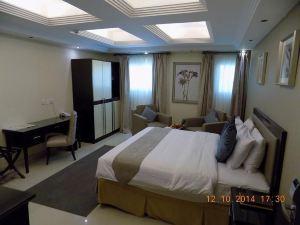 達曼貝斯特韋斯特酒店(Best Western Dammam Hotel)