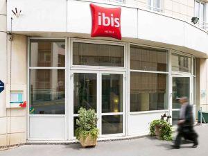蘭斯中心火車站宜必思酒店(Ibis Reims Centre Gare)