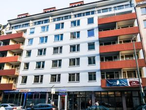 法蘭克福智選酒店(Smart Stay Hotel Frankfurt)