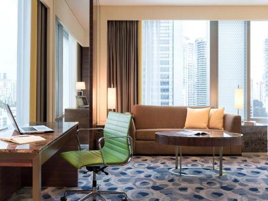 新加坡烏節門真酒店(Hotel Jen Singapore Orchardgateway by Shangri-La)Panorama 俱樂部間