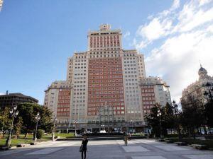 馬德里西班牙廣場美爵酒店(Mercure Madrid Plaza de España)
