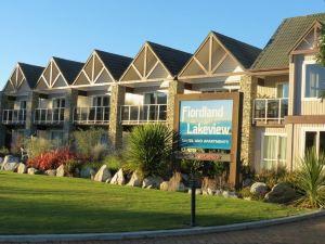 峽灣湖景汽車旅館及公寓(Fiordland Lakeview Motel and Apartments)
