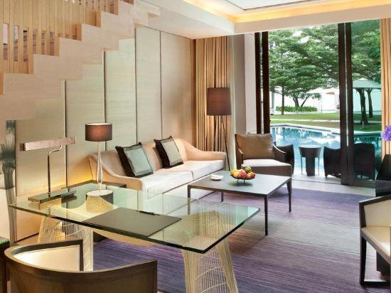 曼谷暹羅凱賓斯基酒店(Siam Kempinski Hotel Bangkok)復式卡瓦納套房