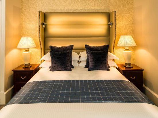 倫敦肯辛頓千禧國際百麗酒店(The Bailey's Hotel London)經典大床房
