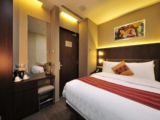 新加坡客來福酒店香港街5號(Hotel Clover 5 Hong Kong Street Singapore)豪華房