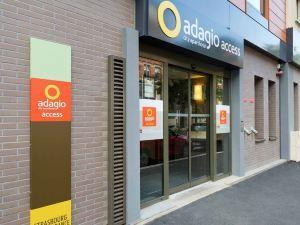 阿德吉奧阿克瑟斯特拉斯堡小法蘭西酒店(Aparthotel Adagio Access Strasbourg Petite France)
