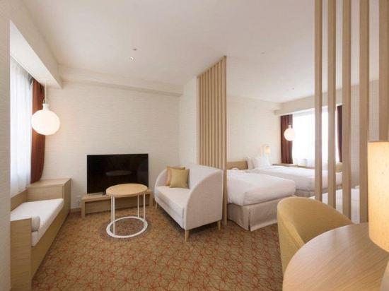 札幌京王廣場飯店(Keio Plaza Hotel Sapporo)舒適四床房