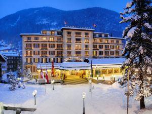 策馬特霍夫大酒店(Grand Hotel Zermatterhof)