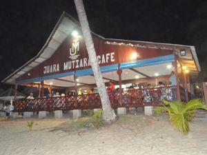 茹拉珍珠度假村小木屋(Juara Mutiara Resort)