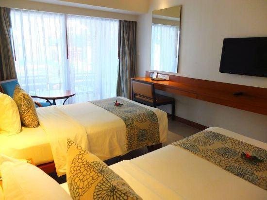 兀蘭酒店芭堤雅度假村(Woodlands Hotel and Resort Pattaya)高級房