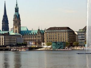 漢堡米特城市酒店(City Hotel Hamburg Mitte)