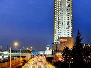 特拉維夫萊昂納多城市大廈酒店(Leonardo City Tower Hotel Tel Aviv)