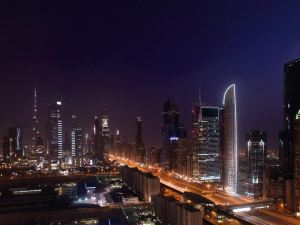迪拜尼斯馬皇家酒店(Dubai Nassima Royal Hotel)
