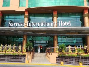 宿務薩羅薩國際大酒店(Sarrosa International Hotel and Residential Suites Cebu)