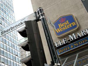 貝斯特韋斯特瑪麗鄉村酒店(Best Western Ville-Marie Hotel & Suites)