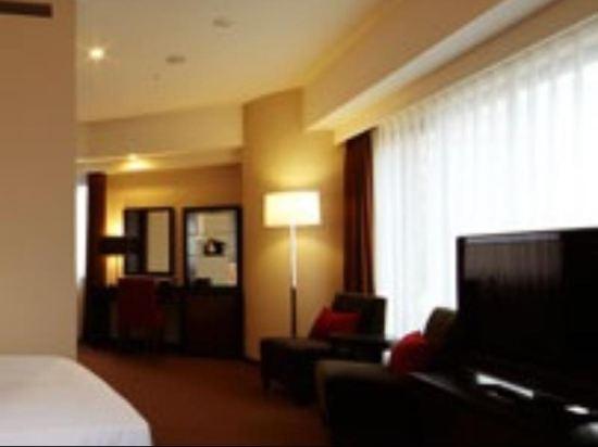福岡皇家公園酒店(Royal Park Hotel the Fukuoka)角落豪華間