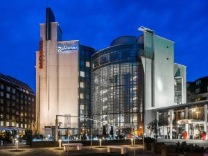 赫爾辛基麗笙藍標皇家酒店(Radisson Blu Royal Hotel, Helsinki)