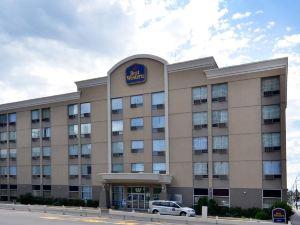 溫尼伯市中心貝斯特韋斯特優質酒店(Best Western Plus Downtown Winnipeg)