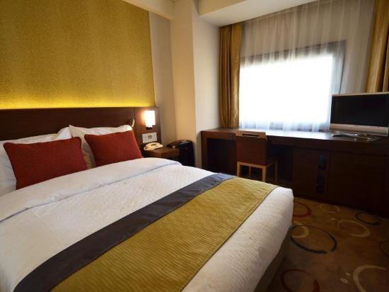 大都會東京城飯店(Hotel Metropolitan Edmont Tokyo)主樓翻新大床房(帶小床)
