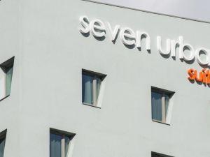太陽城七城市套房大廈(Seven Urban Suites Nantes Centre)